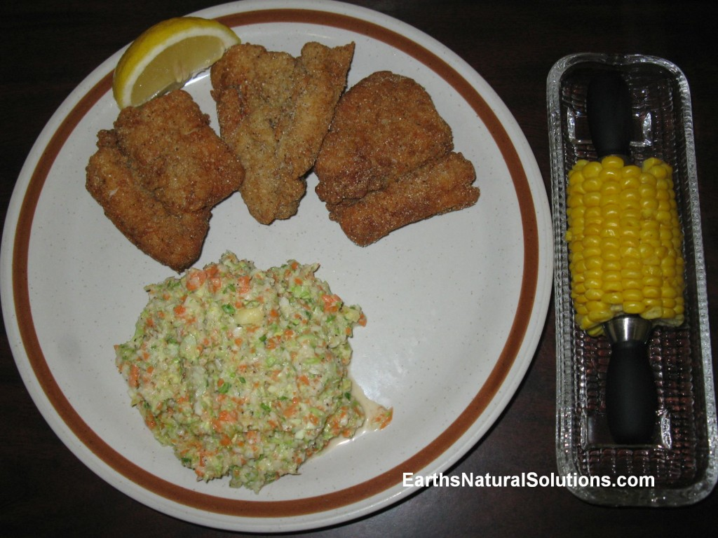 Rainbow Trout Plate
